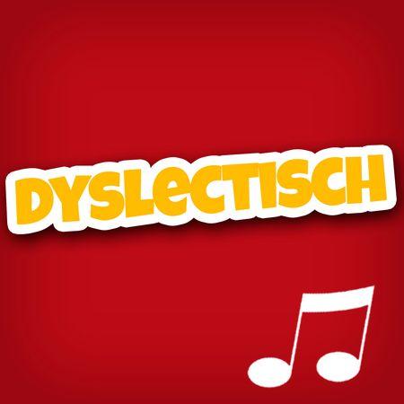 Afbeelding van Dyslectisch